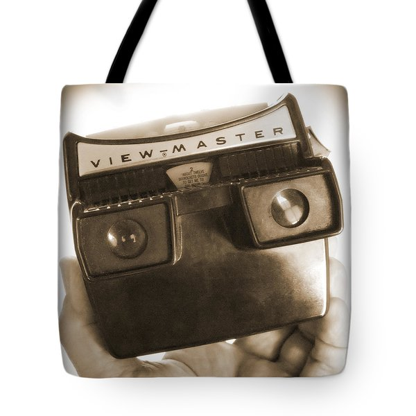 View - Master Tote Bag by Mike McGlothlen