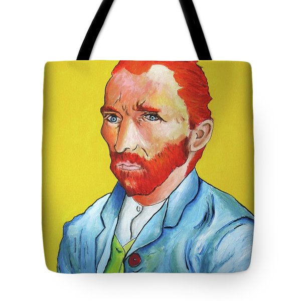 Vincent Van Gogh Tote Bag by Venus