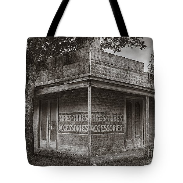 Vintage D'hanis Texas Business Tote Bag by Priscilla Burgers