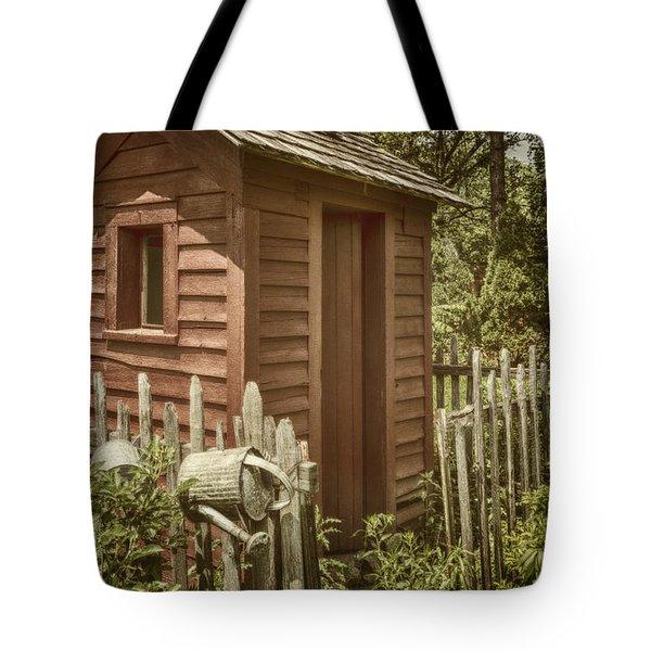 Vintage Garden Tote Bag by Margie Hurwich