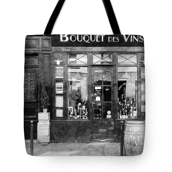 Vintage Paris 11c Tote Bag by Andrew Fare