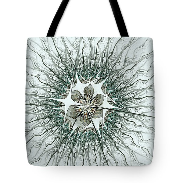 Virus Tote Bag by Anastasiya Malakhova