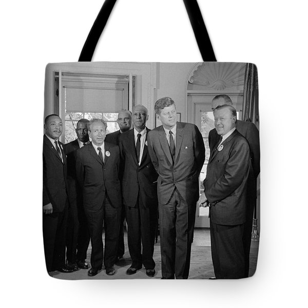 Visionaries Tote Bag by Benjamin Yeager