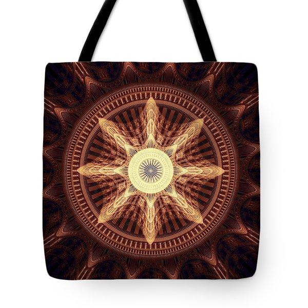 Vitality Tote Bag by Anastasiya Malakhova