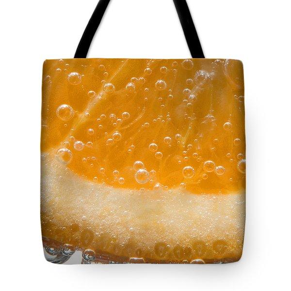 Vitamin C Tote Bag by Susan Candelario