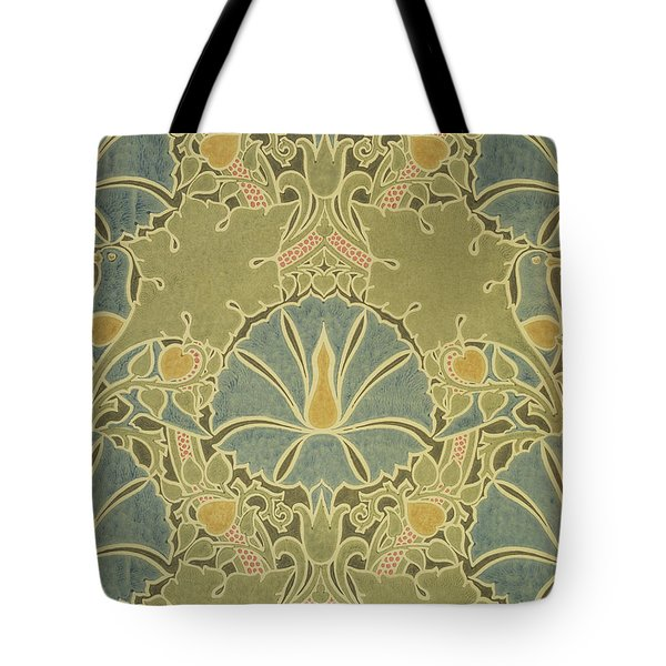 Voisey The Saladin Tote Bag by William Morris