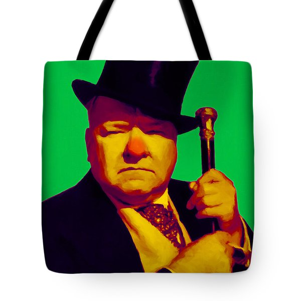 W C Fields 20130217p180 Tote Bag by Wingsdomain Art and Photography