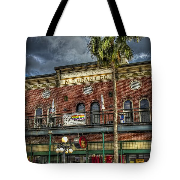 W. T. Grant Co. Tote Bag by Marvin Spates
