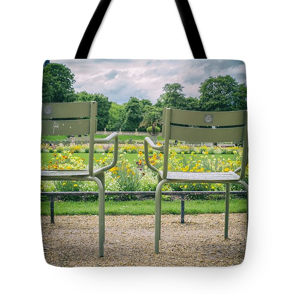 Waiting For Lovers Tote Bag by Nomad Art And  Design