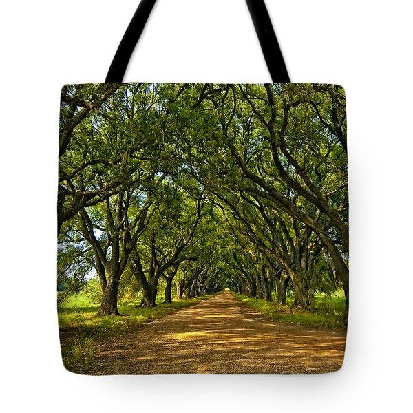 Walk With Me Tote Bag by Steve Harrington