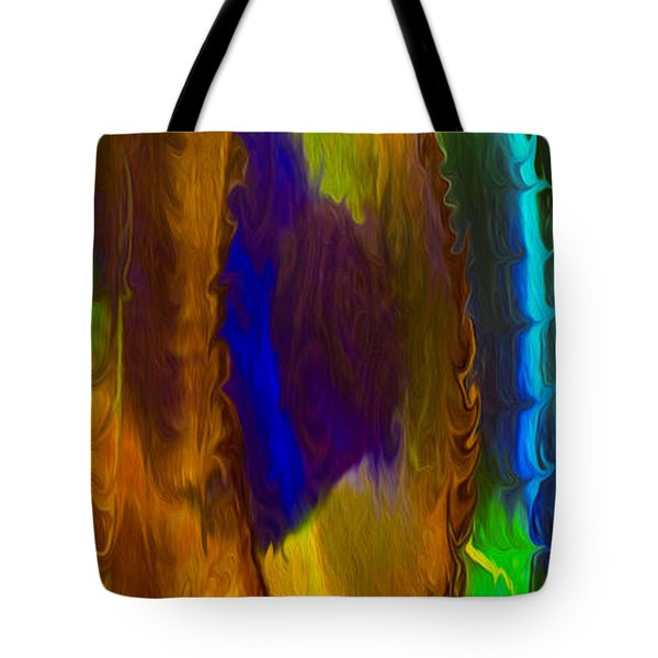 Wandering Eye Tote Bag by Omaste Witkowski