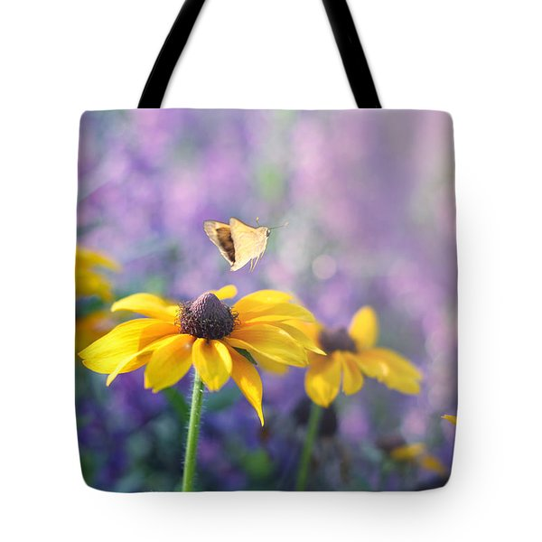 Wanderlust Tote Bag by Amy Tyler