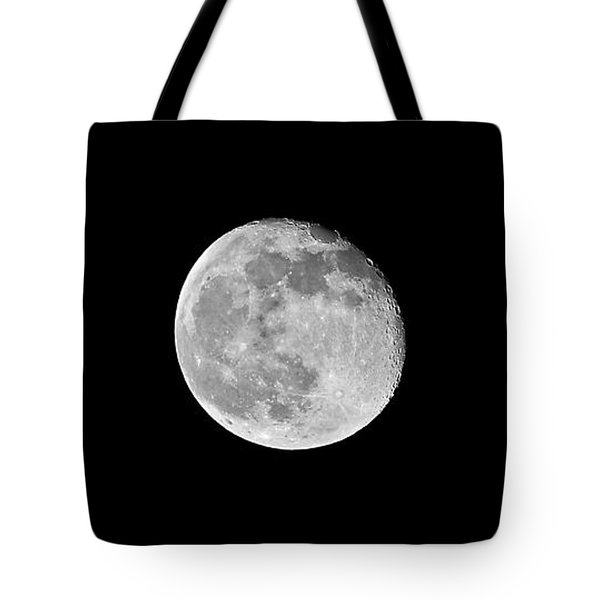 Waning Flower Moon Tote Bag by Al Powell Photography USA