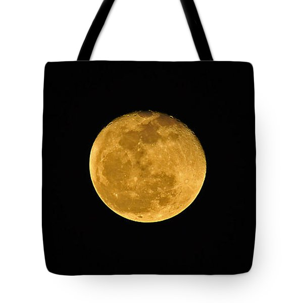 Waning Passover Moon Tote Bag by Al Powell Photography USA