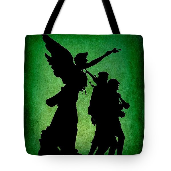 War Memorial Tote Bag by Patricia Strand