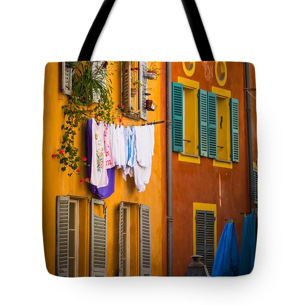 Wash Day Tote Bag by Inge Johnsson