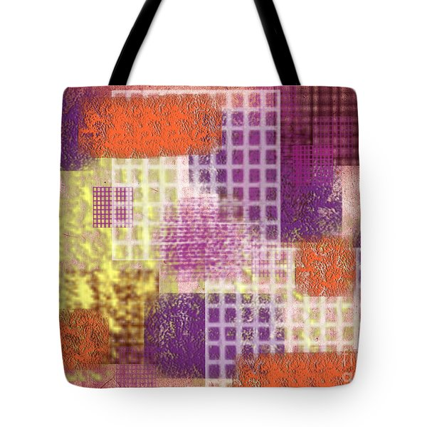 Washi Papers 1 Tote Bag by Delphimages Photo Creations