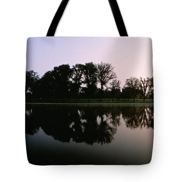 Washington Dc Tote Bag by Panoramic Images