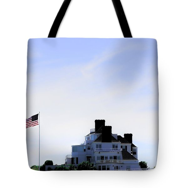 Watch Hill  Tote Bag by Tom Prendergast