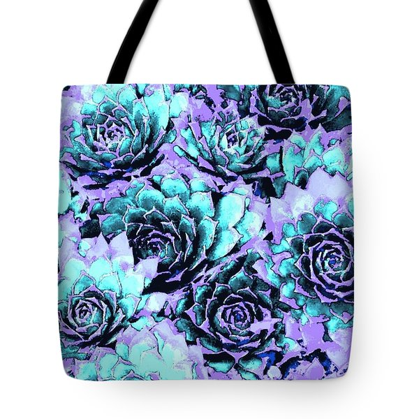 Water Chicks Tote Bag by Ann Johndro-Collins