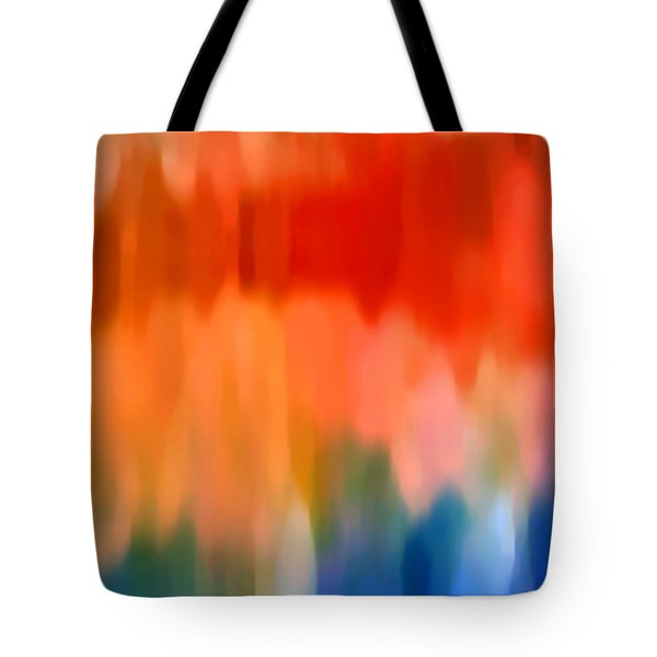 Watercolor 1 Tote Bag by Amy Vangsgard