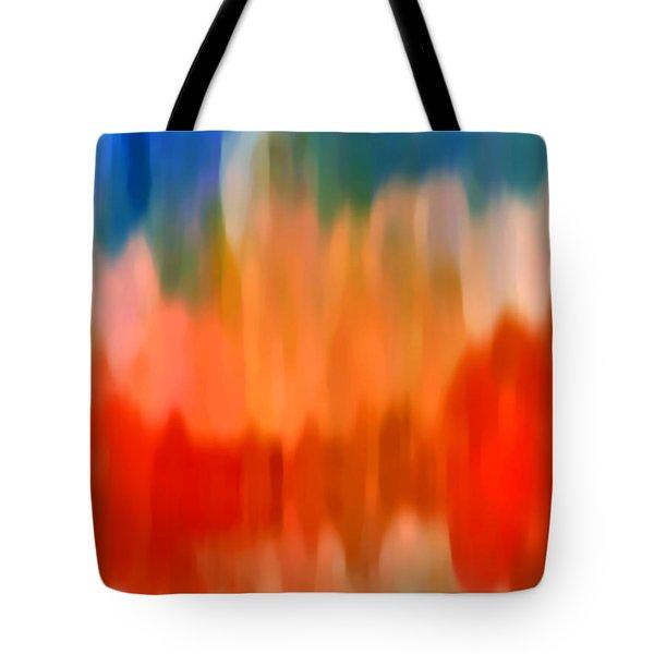 Watercolor 3 Tote Bag by Amy Vangsgard