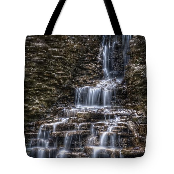 Waterfall 2 Tote Bag by Scott Norris
