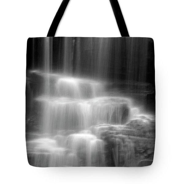 Waterfall Tote Bag by Tony Cordoza