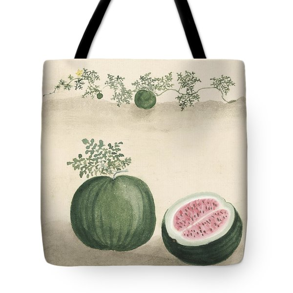 Watermelon Tote Bag by Aged Pixel