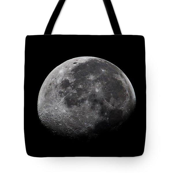 Waxing Moon Tote Bag by Nila Newsom