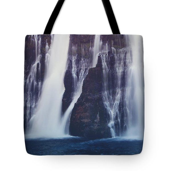 We All Fall Down Sometimes Tote Bag by Laurie Search
