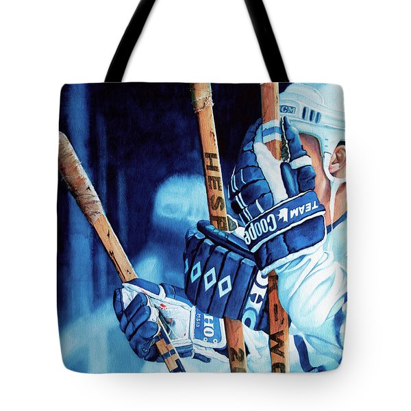 Weapons of Choice Tote Bag by Hanne Lore Koehler