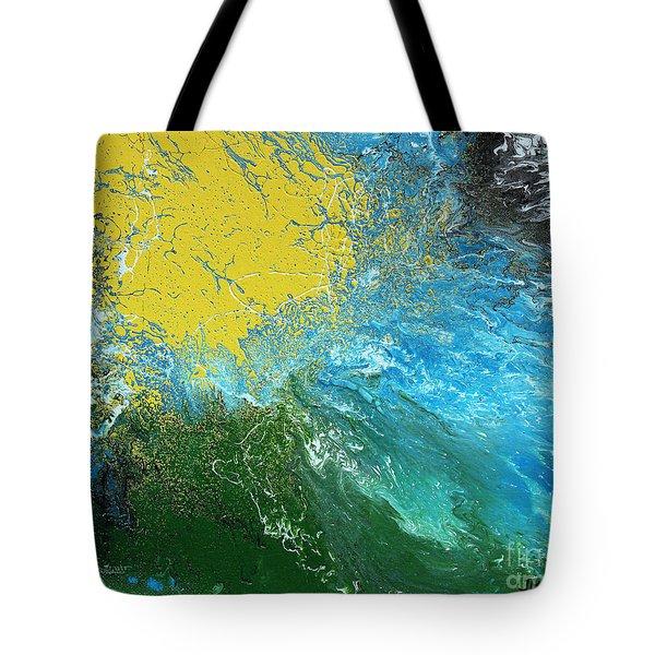 Weather Tote Bag by Jutta Maria Pusl