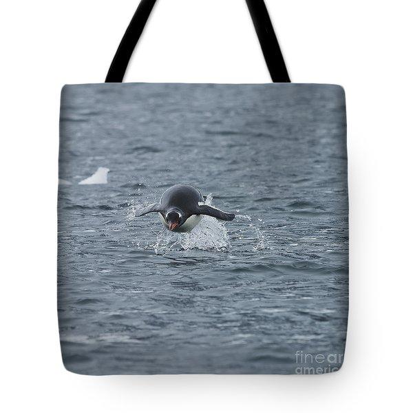 Weee... Here I Come.. Tote Bag by Nina Stavlund