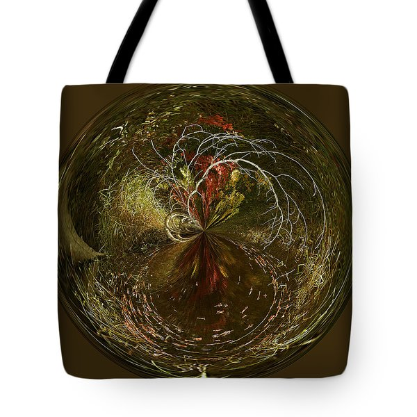 Weeping Branches Tote Bag by Cindi Ressler
