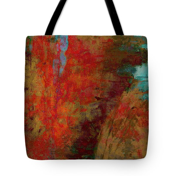 Weighed In The Balance Tote Bag by Brett Pfister