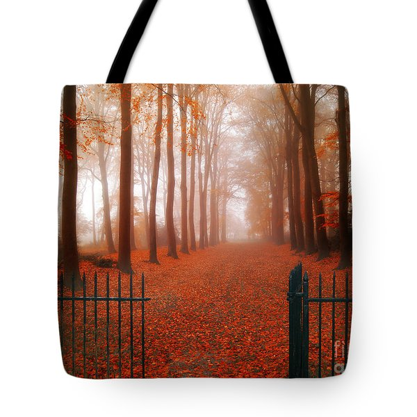 Welcome Tote Bag by Photodream Art