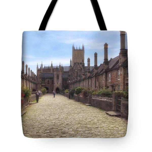 Wells Tote Bag by Joana Kruse