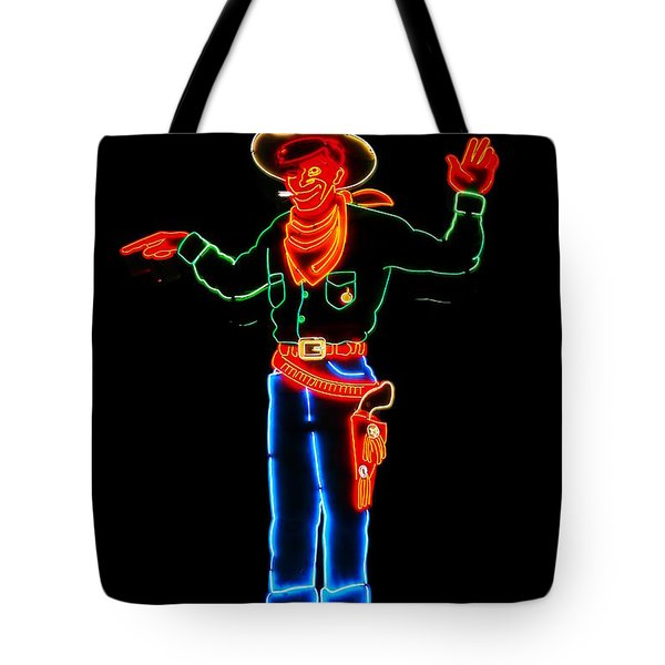 Wendover Willie Tote Bag by Jeff Swan