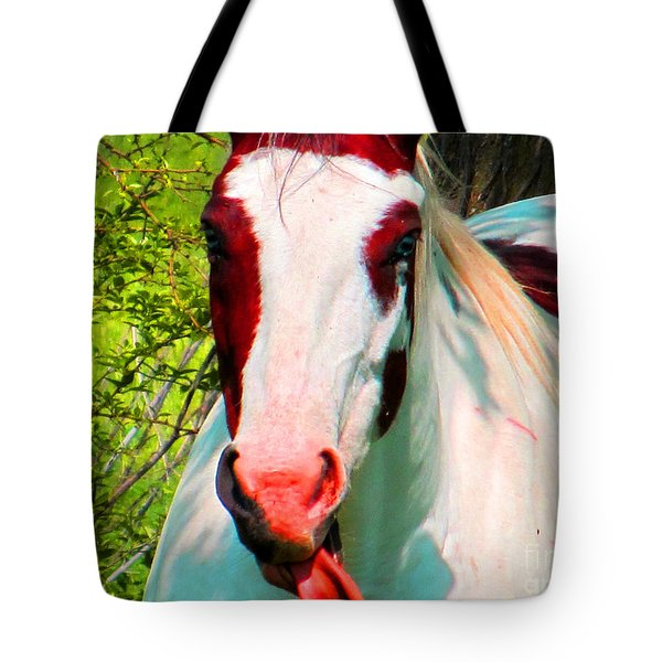 What Does It Mean ? Tote Bag by Tina M Wenger