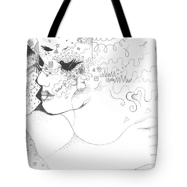 What If... Tote Bag by Helena Tiainen
