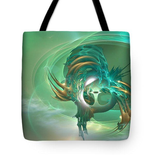 What The .... Tote Bag by Phil Sadler