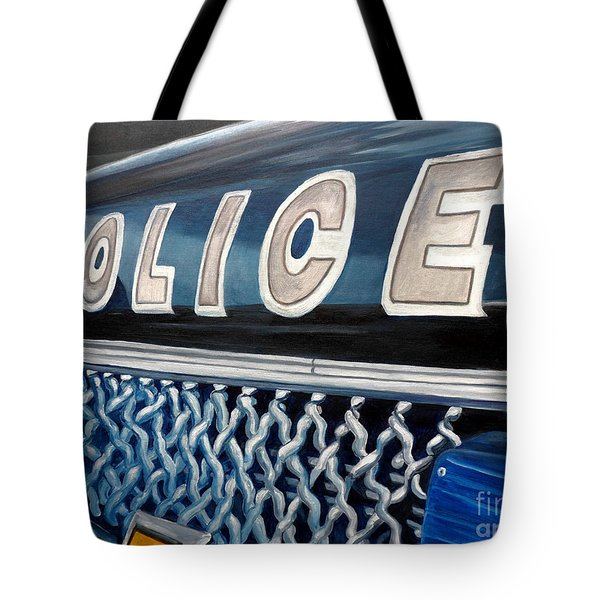 Whatcha Gonna Do When They Come For You? Tote Bag by Julie Brugh Riffey