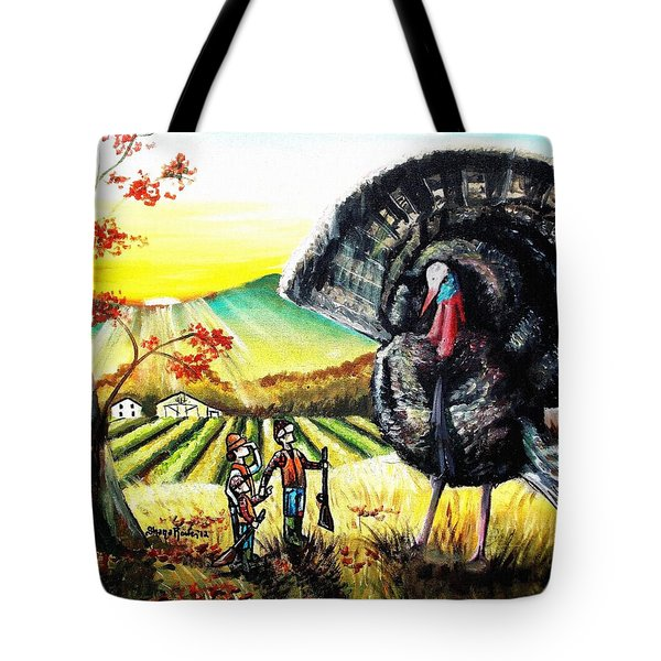 Whats For Dinner? Tote Bag by Shana Rowe Jackson