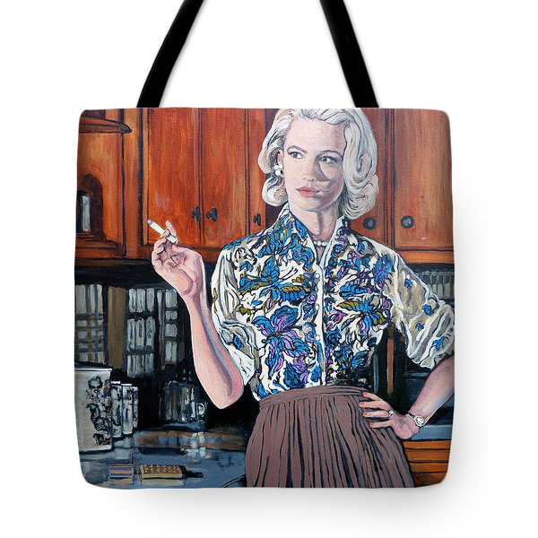 What's For Dinner? Tote Bag by Tom Roderick