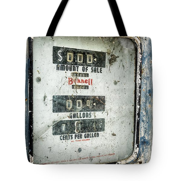 When Gas Made Cents Tote Bag by Caitlyn  Grasso