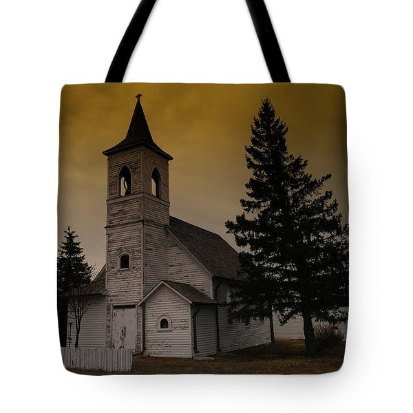 WHEN HEAVEN IS YOUR HOME Tote Bag by Jeff  Swan