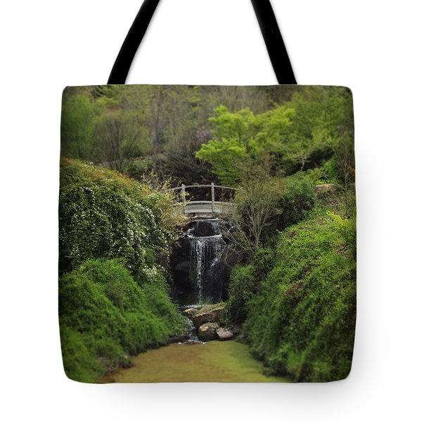When Too Many Tears Have Fallen Tote Bag by Laurie Search