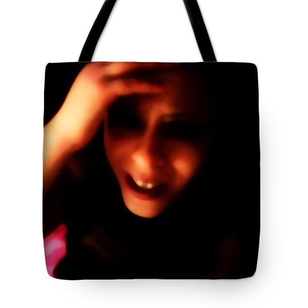 When Will It End? Tote Bag by Jessica Shelton
