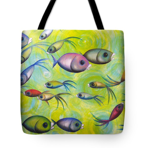 Where Are You Tote Bag by Oiyee  At Oystudio